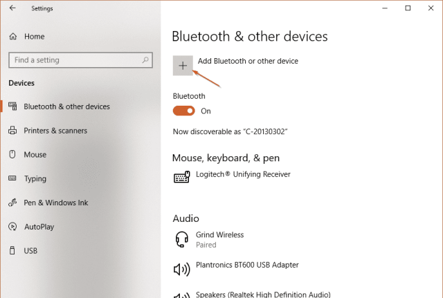 Settings Add Bluetooth device - Windows 10: What is Dynamic Lock and How To Enable and Use it