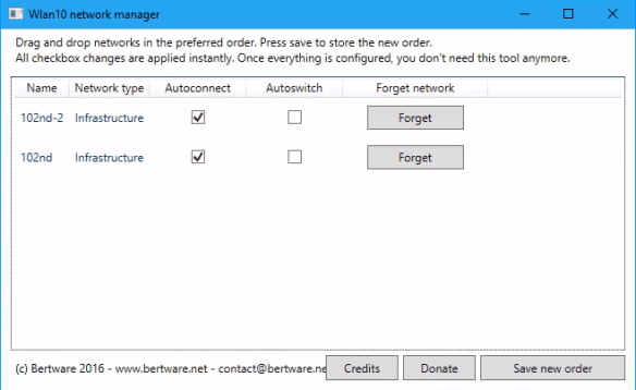 WLan10 reorder network priority 600x368 - How To Change Wi-Fi Network Connection Priority in Windows 10