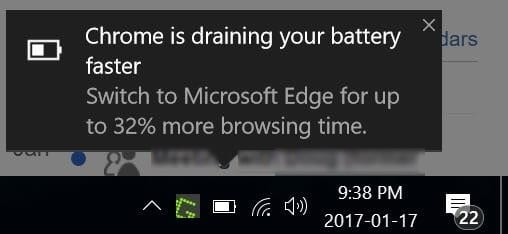 edge battery saver 1 - Top 5 Unique Feature Microsoft Edge Browser Offers