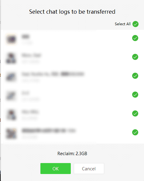 2017 02 05 2106 - How To Back Up and Free up WeChat Data To Your Computer