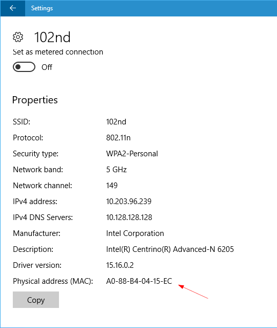 Settings MAC Address for WiFi - 4 Ways to Find Out MAC Address on Your Windows Computer