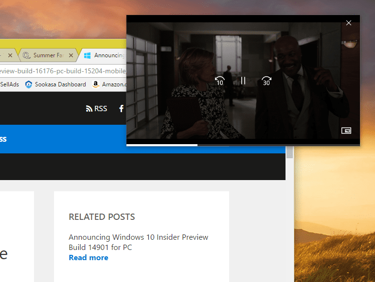 Windows 10 Tip: What's Mini View in Movies & TV App and How To Use