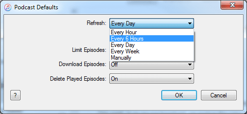 Three Ways To Refresh (Fetch New) Podcasts on iTunes on