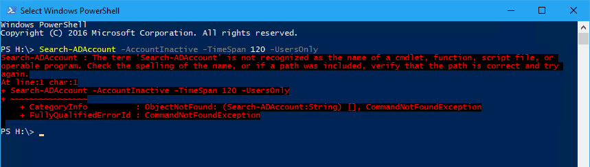 How To Install PowerShell Active Directory Module on Windows 10