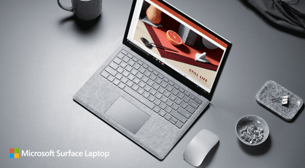 Surface Laptop 600x331 - Why Surface Laptop Doesn't Have A USB-C Port