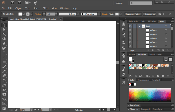2017 06 19 0101 600x384 - Why Adobe Illustrator Open Any File As White Blank Canvas