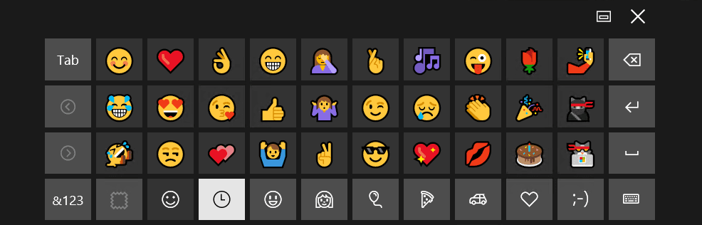 How To Use Emoji Natively On Windows 10 Nextofwindows Com