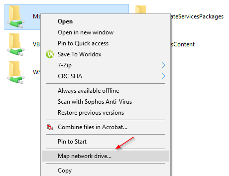 3 Ways to Map Network Drive in Windows 10 - Next of Windows Map Network Drive Dos on win8 map drive, map airport drive, map of college drive, map computer drive,