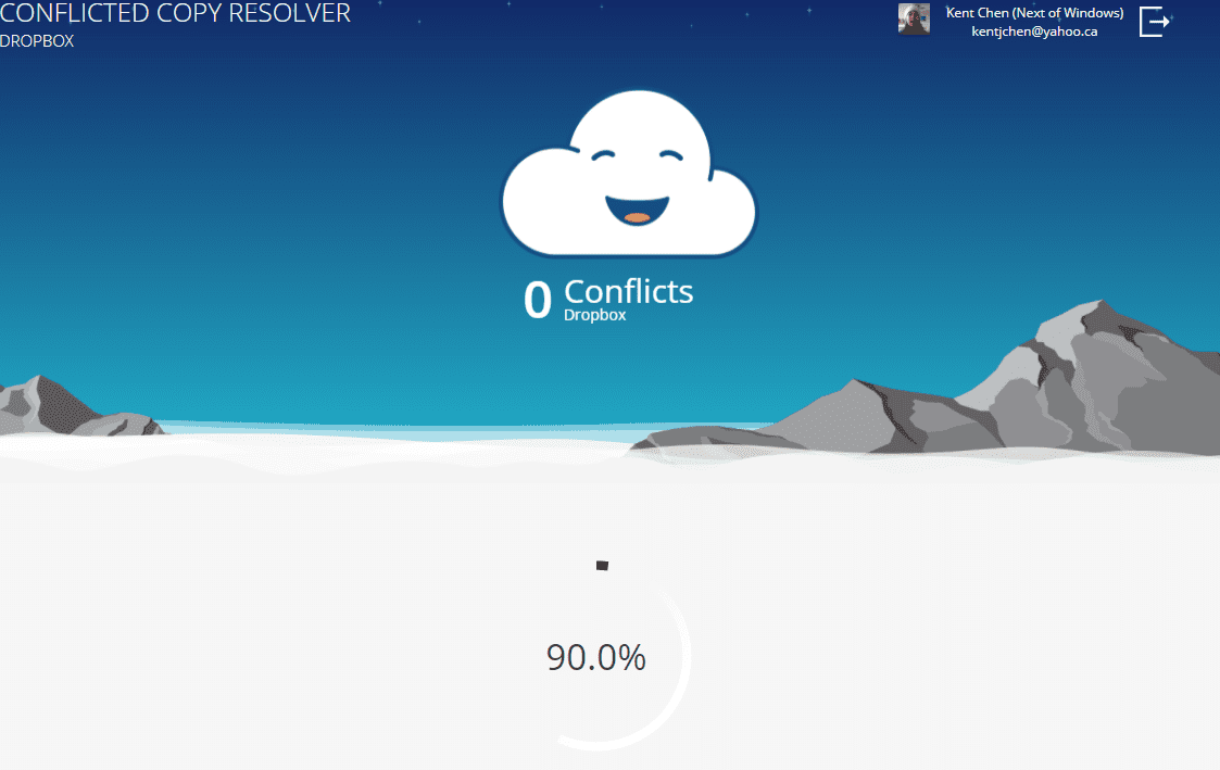 How To Effectively Clean Up Conflict Files in Dropbox - Next of Windows