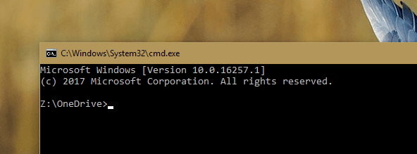 cmd current folder - Windows Tip: Switching Between File Explorer and Command Prompt from the Current Folder