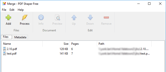Top 3 FREE PDF Merge, Split, Reorder Tools on Windows - Next