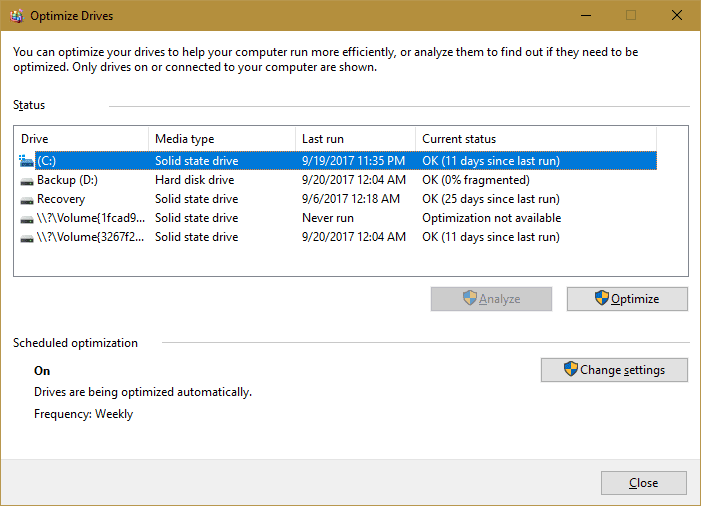 How To Tell If It is the SSD Drive that Runs my Windows 10 - Next of