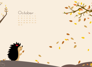 Download Smashing Magazine Desktop Wallpaper October 2017 Windows 7/8/10 Theme