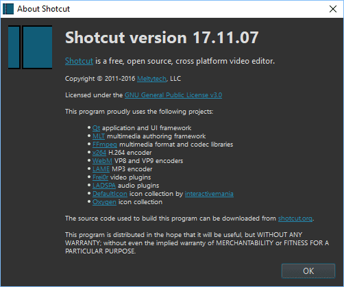 2017 11 20 2329 - Shotcut Is A Windows Movie Maker Alternative