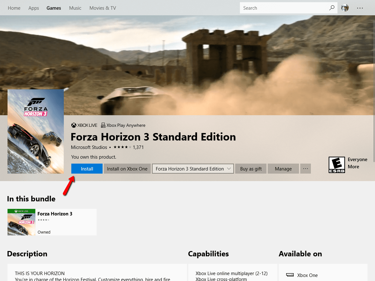 How To Move Microsoft Store Games To A Different Partition - Next of