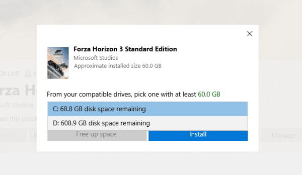 2017 11 26 2239 600x348 - How To Move Microsoft Store Games To A Different Partition