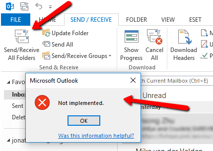 Troubleshoot Outlook