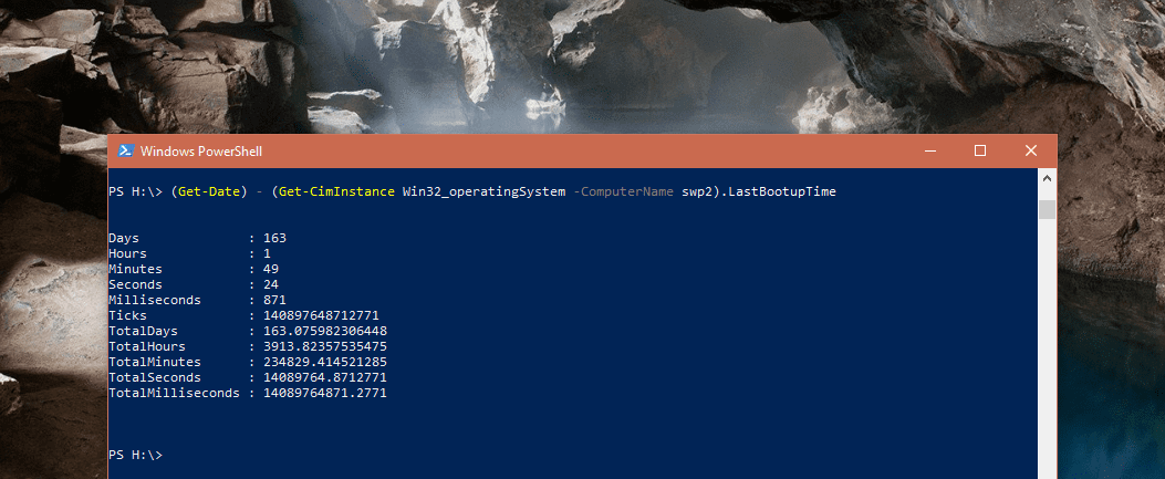 PowerShell Uptime Remote - 3 Ways to Find Out the Uptime from A Remote Windows Computer