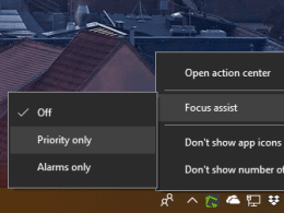 Windows 10 Tip: What's Focus Assist and How To Use it