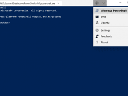 Windows Terminal Preview Hands-On (Change Color Theme)