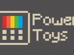 The First Preview of PowerToys