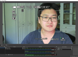 Canon M100 in OBS without clean HDMI out