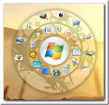 DoubleRingsEngraving - 5 Amazing Dock application for Windows 7 ultimate tweak ALL FREE!