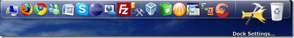 docketdock - 5 Amazing Dock application for Windows 7 ultimate tweak ALL FREE!