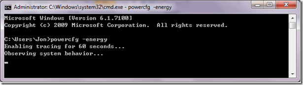powercfgenergy - Find Out How Healthy Your Battery is on Your Windows 7 Laptop