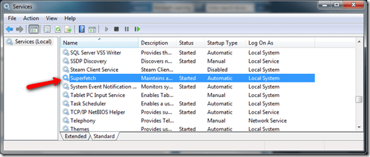 Why You Should Not Disable SuperFetch in Windows 7 - Next of