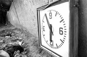 А. Сидерский «Принципы противоположного движения во времени»