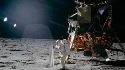 Луна – космический корабль