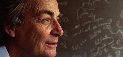 Физик Ричард Фейнман