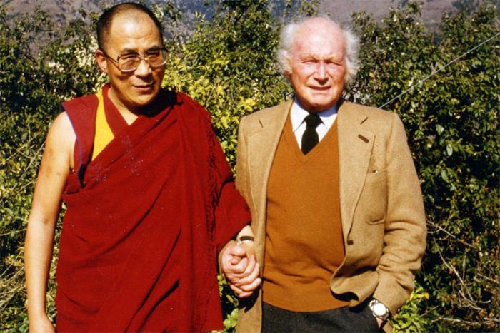 Генрих Харрер «Первая встреча с Далай-ламой»