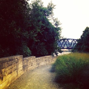 3 RIvers Heritage Trail. Photo by Janna Leyde