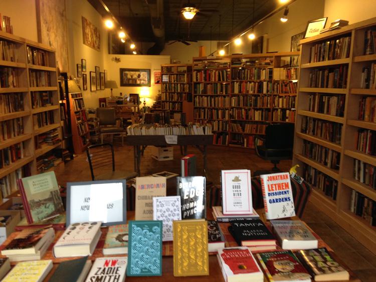East End Book Exchange. Photo courtesy Lesley Rains.