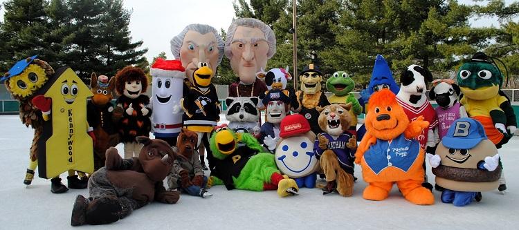 Mascot Skate. Image courtesy of Pittsburgh Parks.