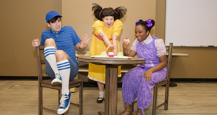Pinkalicious The Musical. Photo by John Altdorfer.