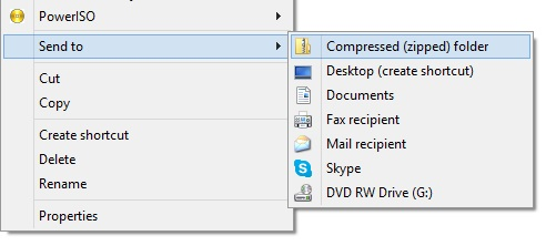 windows file compressor