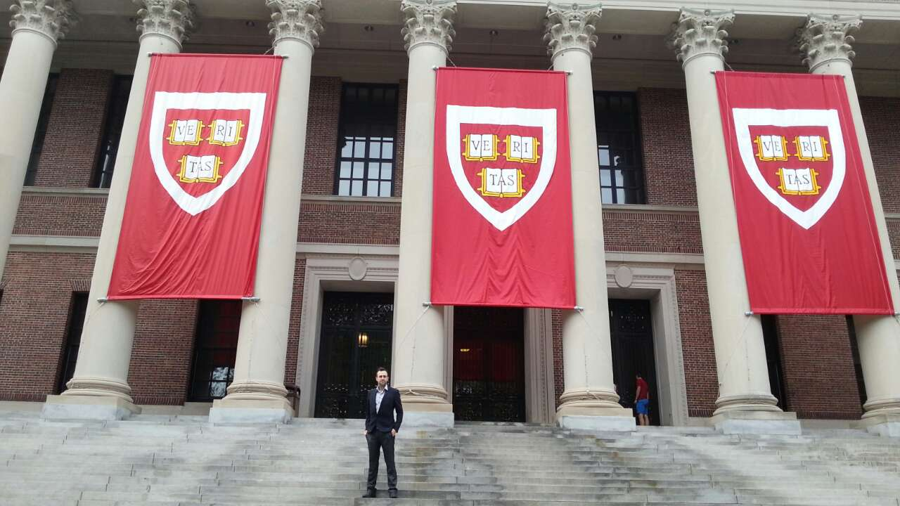 From Hollywood to New York City: NSC concludes US roadshow with a private guided visit of Harvard University
