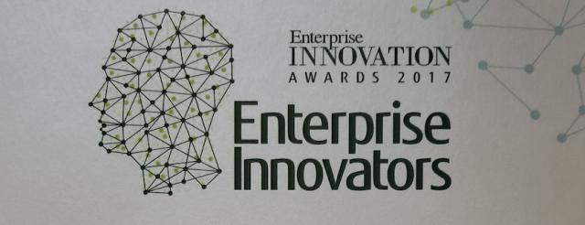 NSC Finalist In Enterprise Innovator Awards