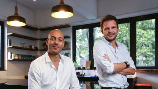 Benoit Clement-Bollee, Mohamed Haouache founder of Storefront - BackStage Podcast