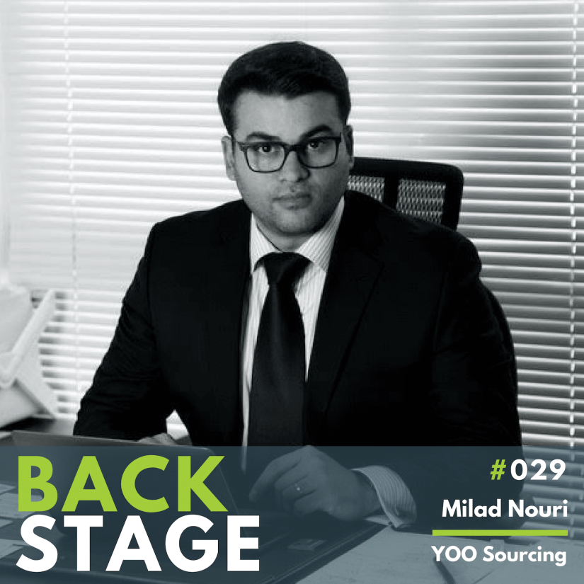 BACKSTAGE #029 - Milad Nouri copy