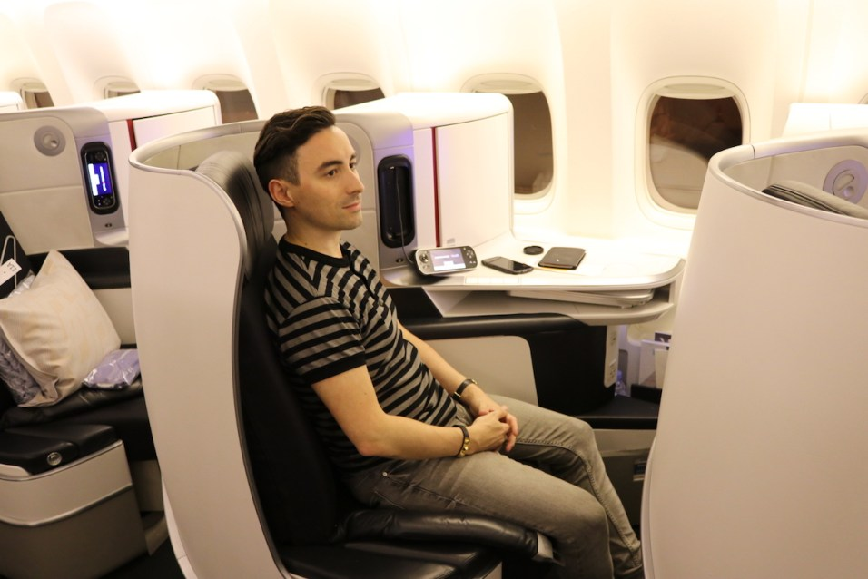 Air France new Business Class - The Next Travel