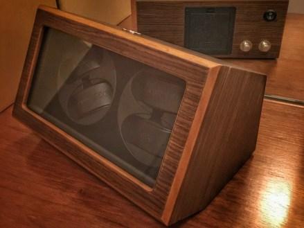 GBwinder watchwinder box