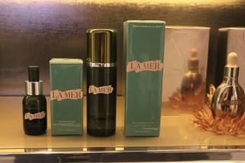 Spa de La Mer - Products used for Custom Facial treatment