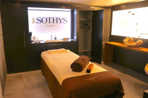 Treatment room by Sothys