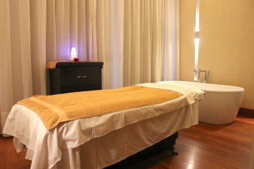 Oberoi Spa - Treatment room