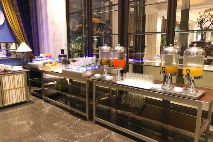 Social restaurant - Buffet breakfast