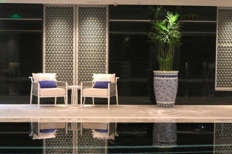 ESPA - Indoor pool